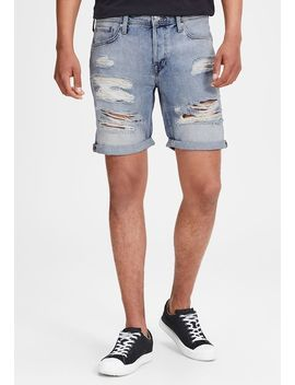 jeans-shorts by jack-&-jones