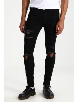 distressed----jeans-skinny-fit by mennace