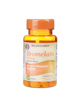 holland-&-barrett-bromelain-60-tablets-500mg by holland-&-barrett-bromelain-60-tablets-500mg