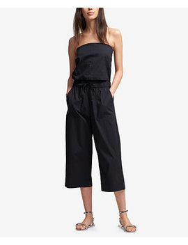 strapless-elastic-waist-jumpsuit,-created-for-macys by dkny