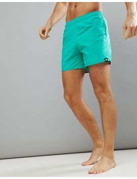 adidas-swim-shorts-in-green-cv7113 by adidas