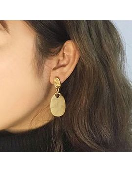 disc-earring by wind-valley
