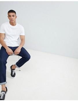burton-menswear-regular-fit-t-shirt-in-white by burton-menswear-london