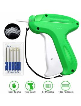 tag-gun,-lnkey-standard-label-tagging-gun-+5-replacement-needle-+1000-tags-barbs-50mm-price-label-for-clothes-sock-hat+safety-cap by amazon