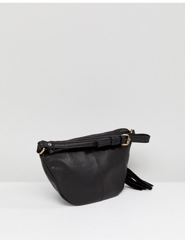 asos-design---sac-banane-classique-en-cuir by asos-collection