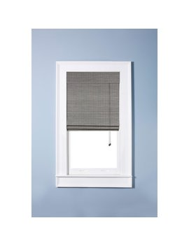 top-blinds-privacy-gray_brown-roman-shade-&-reviews by top-blinds