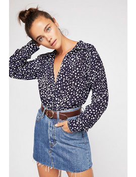 wishing-well-printed-top by free-people