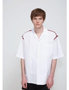 seam-detail-short-sleeve-shirt by marni