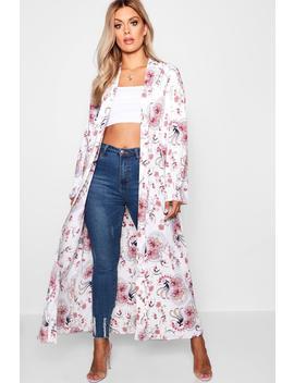plus-floral-paisley-print-kimono by boohoo