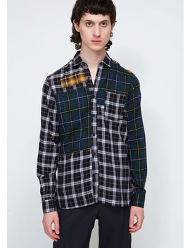 casual-point-collar-shirt by lanvin