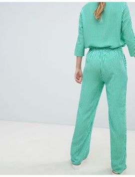 only-stripe-wide-leg-pants by only