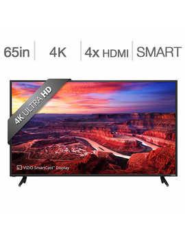vizio-e65-e1-65-in-smartcast-4k-ultra-hd-home-theatre-display by costco