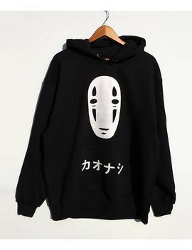 no-face-men-oversized-hoodie-kawaii-spirited-away-hoodie--anime-hirajuku-unisex-hoody-black-tumblr-casual-tops-hoodie-gift- by shyutee