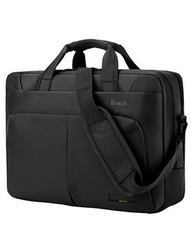 laptop-bag-briefcase,-brinch-156-inch-stylish-roomy-multi-compartment-laptop-shoulder-messenger-bag-business-travel-briefcase-for-men_women-fits-15-156-inch-laptop_notebook-computers,black by amazon
