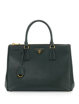 double-saffiano-lux-double-zip-black-calf-leather-tote by prada