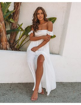 cant-hurry-love-maxi-dress---off-white by vici