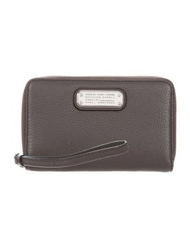 marc-by-marc-jacobs-grained-leather-compact-wallet by marc-by-marc-jacobs