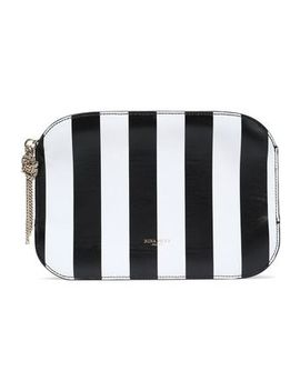 elide-striped-leather-pouch by nina-ricci