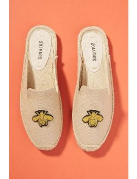 soludos-beaded-bees-espadrille-slides by soludos