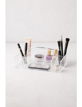 acrylic-makeup-caddy by urban-outfitters