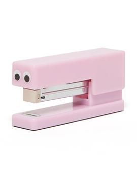 desk-buddies-mini-stapler---blush by bando