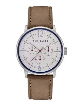 tedbaker-men-white-analogue-watch-te15066004 by tedbaker