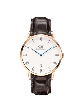 daniel-wellington-men-white-analogue-watch-dw00100085 by daniel-wellington