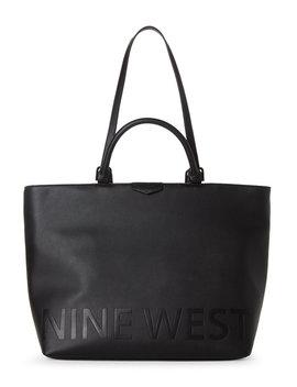 black-cammie-tote by nine-west