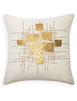 Talitha Puzzle Throw Pillow by Jonathan Adler