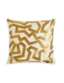 Talitha Graffiti Throw Pillow by Jonathan Adler