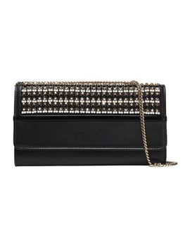 beaded-leather-clutch by lanvin