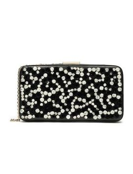embellished-embroidered-leather-box-clutch by valentino