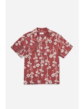 canty-poppy-button-down-shirt-brick ----------bruce-stripe-button-down-shirt---white -- ----------kasu-purl-long-sleeve-t-shirt---midnight -- ----------canty-opium-button-down-shirt---carbon -- ----------keigo-crepe-short---brick by saturdays-nyc