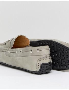 kurt-geiger-london-matthew-nubuck-loafers-in-gray by kurt-geiger-london