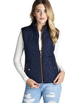 active-usa-quilted-padding-vest-with-suede-piping-details-sizes-from-s-3xl by active-usa
