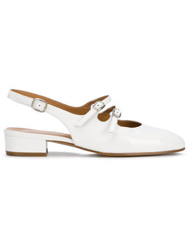 pêche-mary-jane-pumps by carel