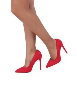 suedette-point-toe-pump by trendeo