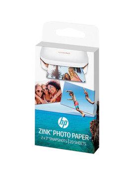 papier-photo-zink-de-hp-pour-imprimante-photo-sprocket-de-hp-(1ah01a)---20-feuilles by hp