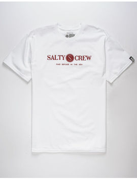salty-crew-railed-mens-t-shirt by salty-crew