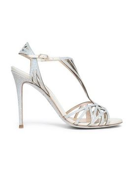 embellished-leather-sandals by rene-caovilla