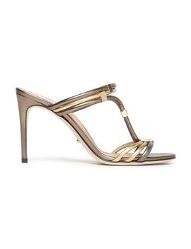two-tone-leather-sandals by sergio-rossi