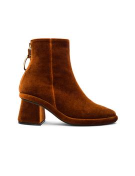 velvet-ring-slim-boots by reike-nen