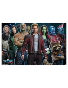 guardians-of-the-galaxy-intimidation-poster-34x22---trends-international by trends-international