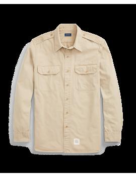 cotton-twill-button-down-shirt by ralph-lauren