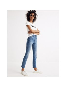 The Short Perfect Vintage Jean: Comfort Stretch Edition by Madewell