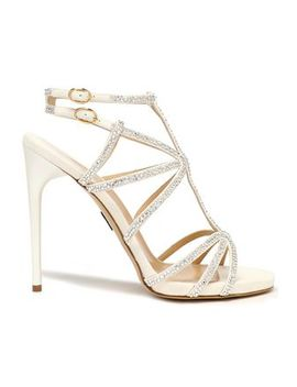 crystal-embellished-suede-sandals by paul-andrew