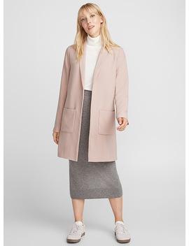 very-long-minimalist-jacket by icôneicôneclusematt-&-naticône