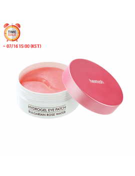 [Heimish] *Time Deal*   Bulgarian Rose Water Hydrogel Eye Patch (60ea) by Style Korean