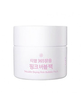 [Tiam] Trouble Drying Pink Bubble Pack 80ml by Style Korean