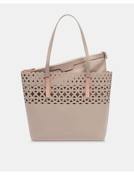 cut-out-detail-leather-shopper-bag by ted-baker